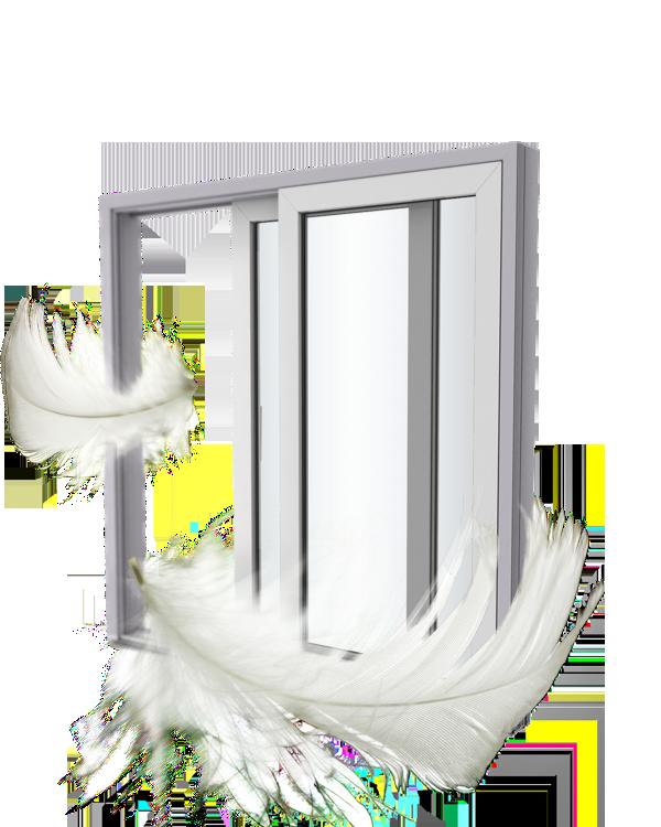 пластиковые окна панорама